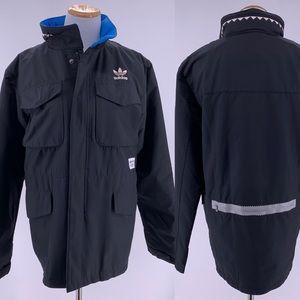 Adidas Trefoil RARE Windbreaker Jacket Mens S
